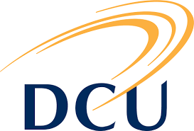Logo of Dublin City University
