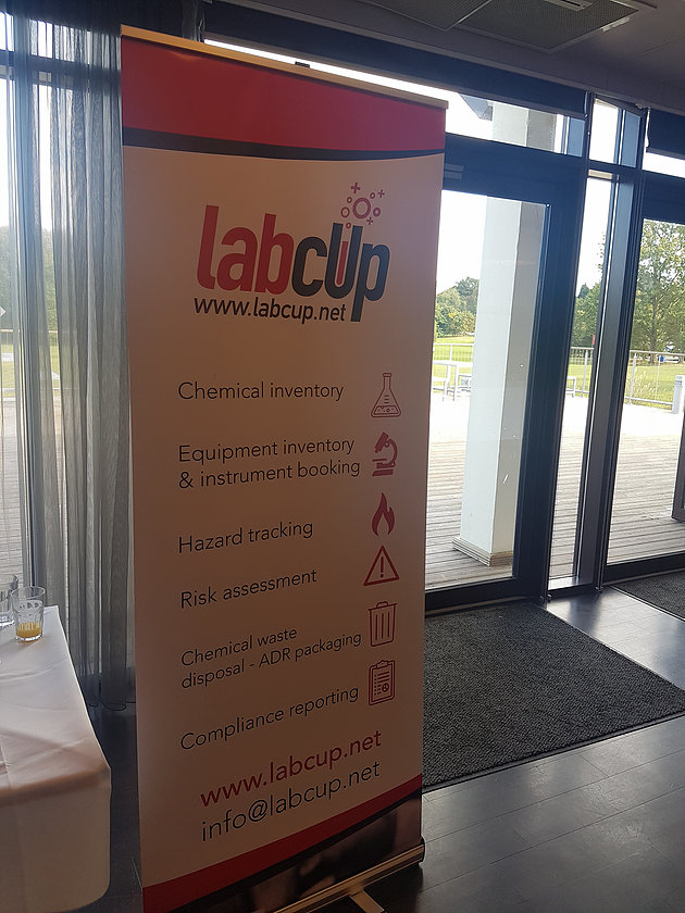 Labcup poster